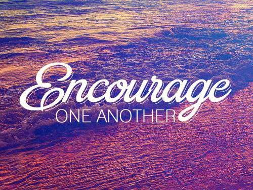 Encourage-one-another