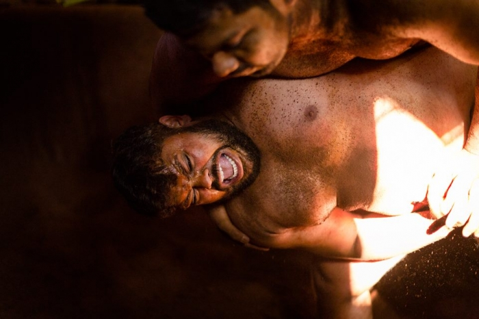 Exploring Kushti at India's oldest Akhada (14)