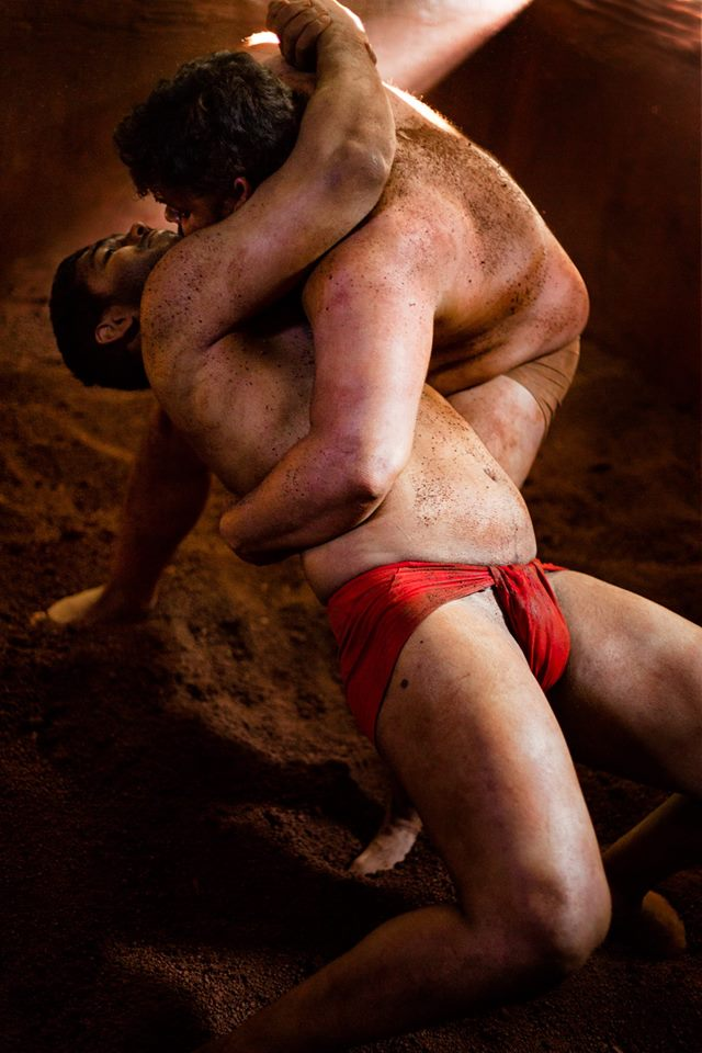 Exploring Kushti at India's oldest Akhada (15)