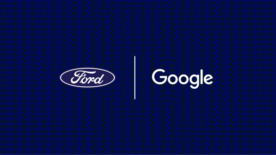 Ford Google Partnership