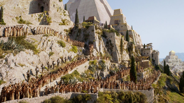 Fortress of Kliss – City of Meereen