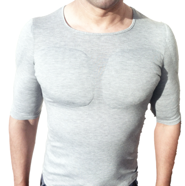 Attention, men: the first push up bra for shaping your body is out!