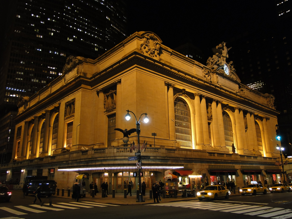 Grand Central Station, New York City, New York