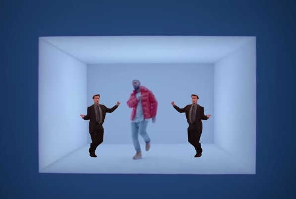 Hotline Bing The Drake and Chandler Bing Mashup That You So Need