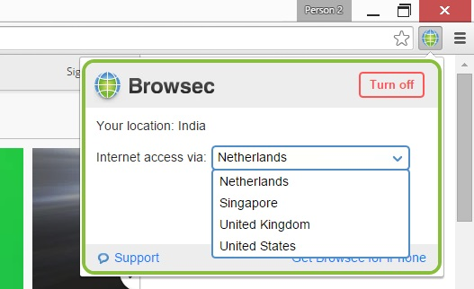 How to Access banned websites 3