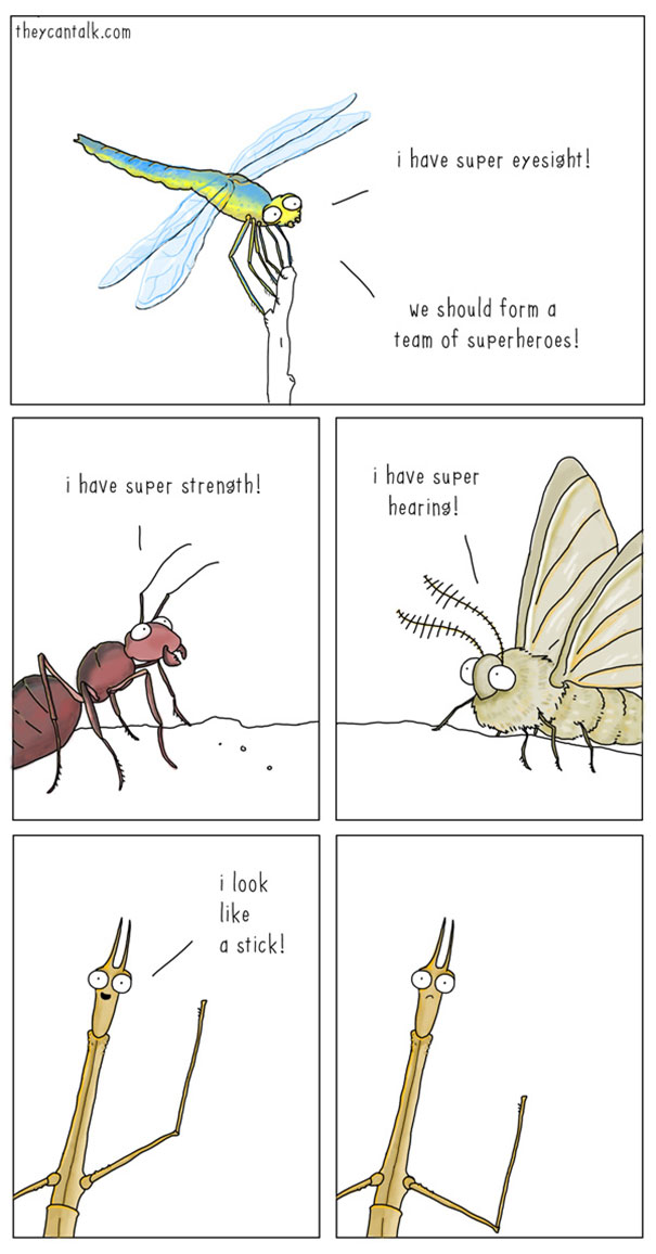 If animals could talk (7)