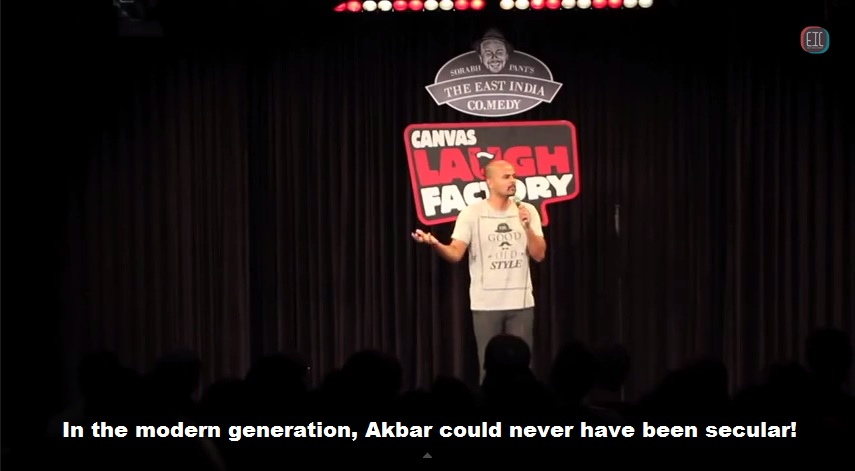 In the modern generation, Akbar could never have been secular!