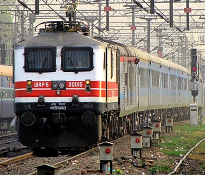 Indian railways facts