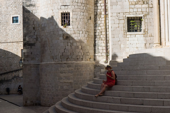 Inside Dubrovnik's Old Town – the Place Where Sparrows Were Preaching