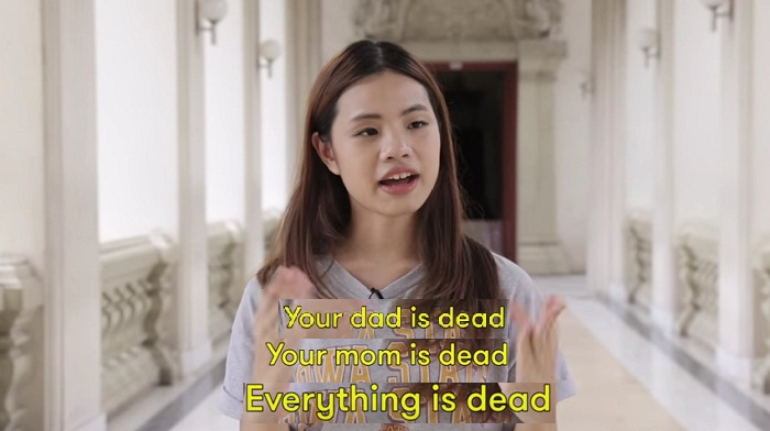 Insults Around The World- bangkok mom is dead