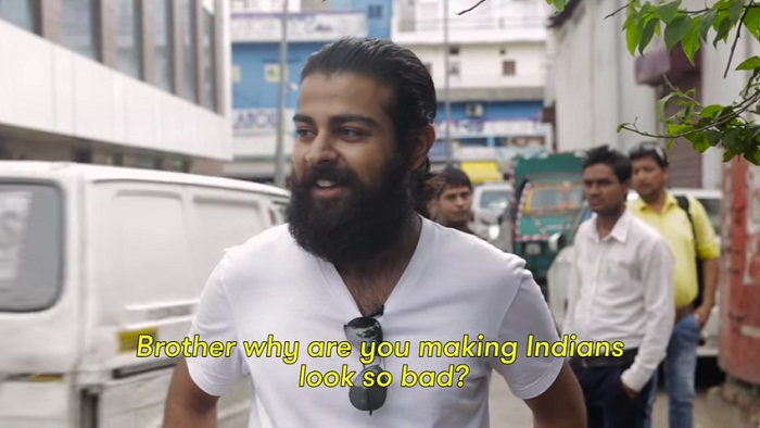Insults Around The World- indian trouble