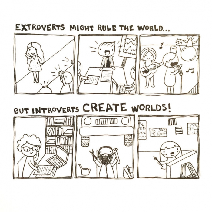 Introvert Comics (2)
