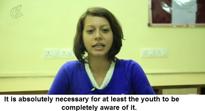 It is absolutely necessary for at least the youth to be