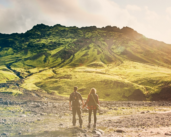Jeremy and Rachelle got married in iceland.jpg mountains