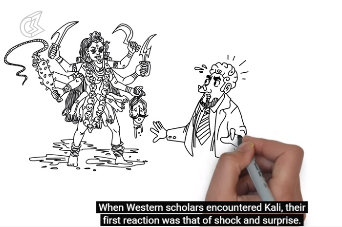 KALI Through Many Eyes western scholars