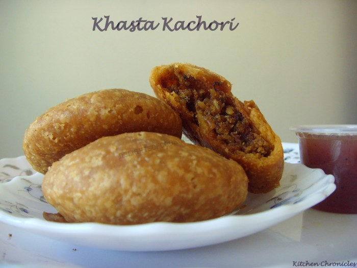 Kachori- Indian Street food