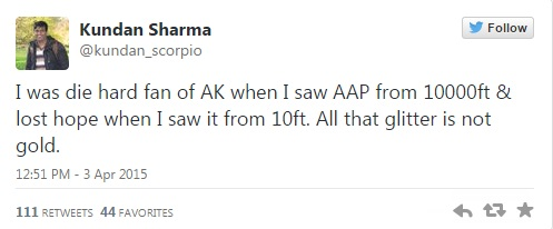 Kundan Sharma tweets about his car 4