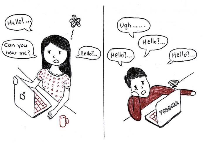 Long Distance Relationship (3)