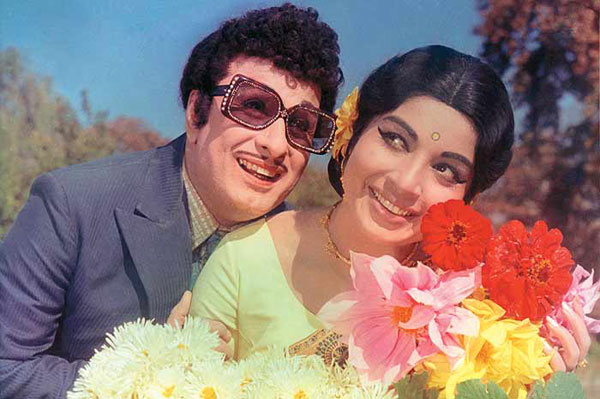 MGR-Jayalalitha movie