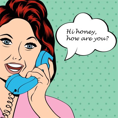2. When you feel low and like to call someone, you will end up calling your mum or your best friend.