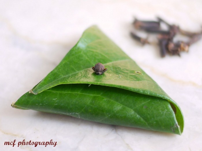 Paan- Indian street food