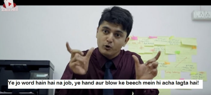 Pyaar Ka Punchnama Speech Office Version ss 2