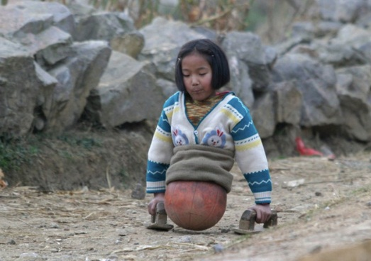 Qian Hongyan basket ball girl