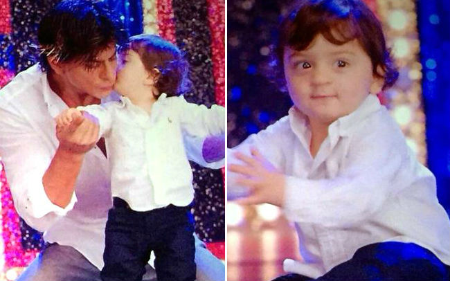 Shahrukh-Khan-wants-his-son-AbRam-to-be-a-Superstar