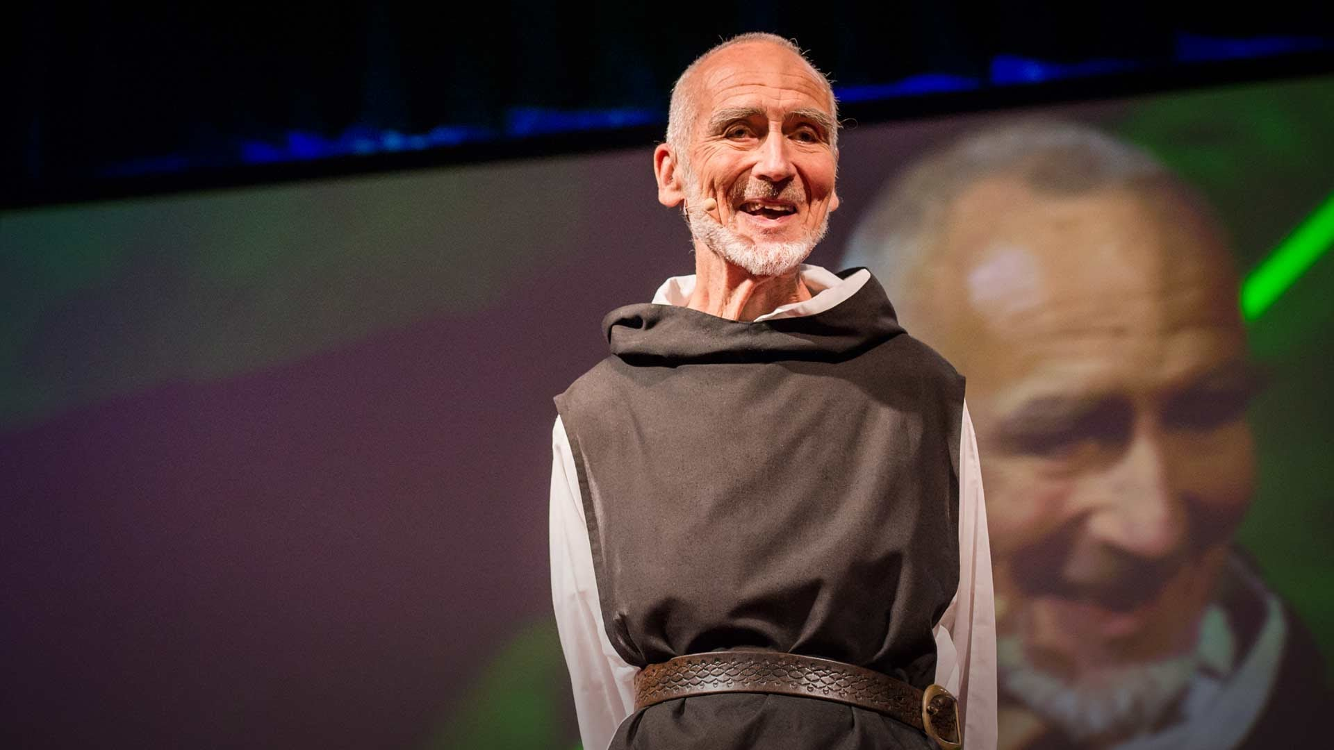TEDTalks happiness and grateful