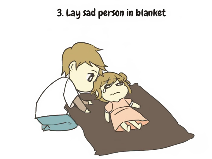 Taking Care Of A Sad Person  (4)