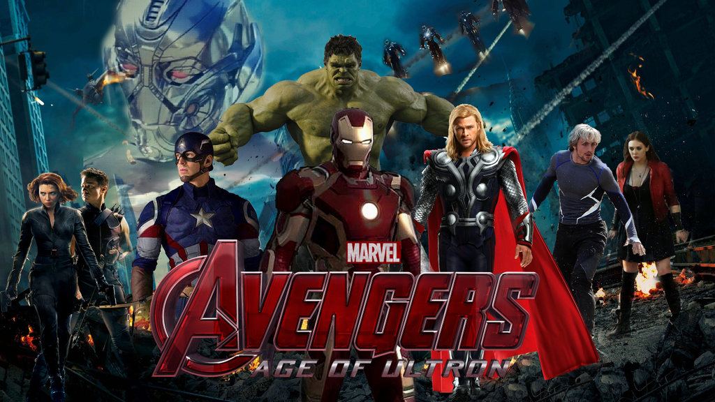 5. Watch the popular sci-fi and super hero movies.