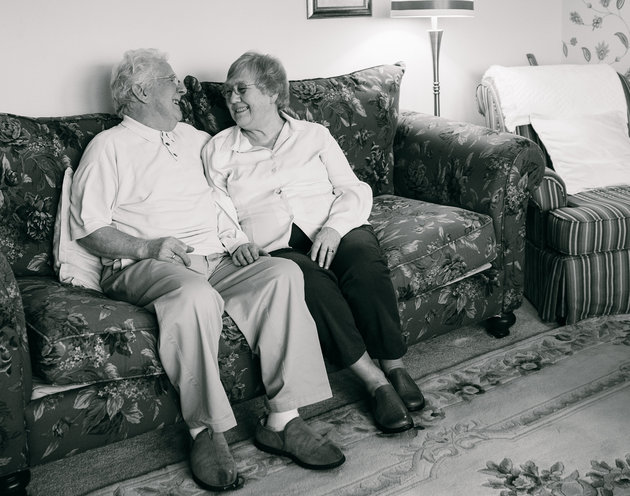 The Beauty In Being Married A Long, Long Time (3)