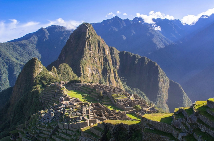 The Emperors New Groove – Machu Picchu, Cusco, Peru real