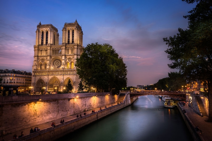 The Hunchback Of Notre Dame – Notre Dame Cathedral, Paris, France real