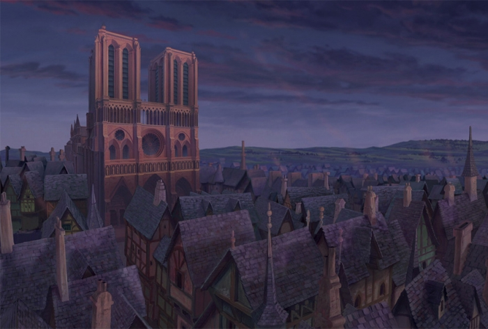 The Hunchback Of Notre Dame – Notre Dame Cathedral, Paris, France