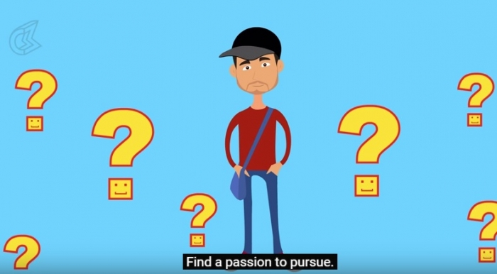 The Lifecycle Of A Software Engineer - find a passion to pursue