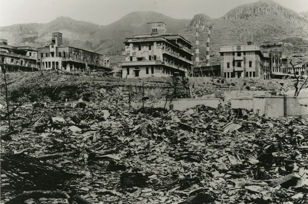 The Nagasaki Medical College