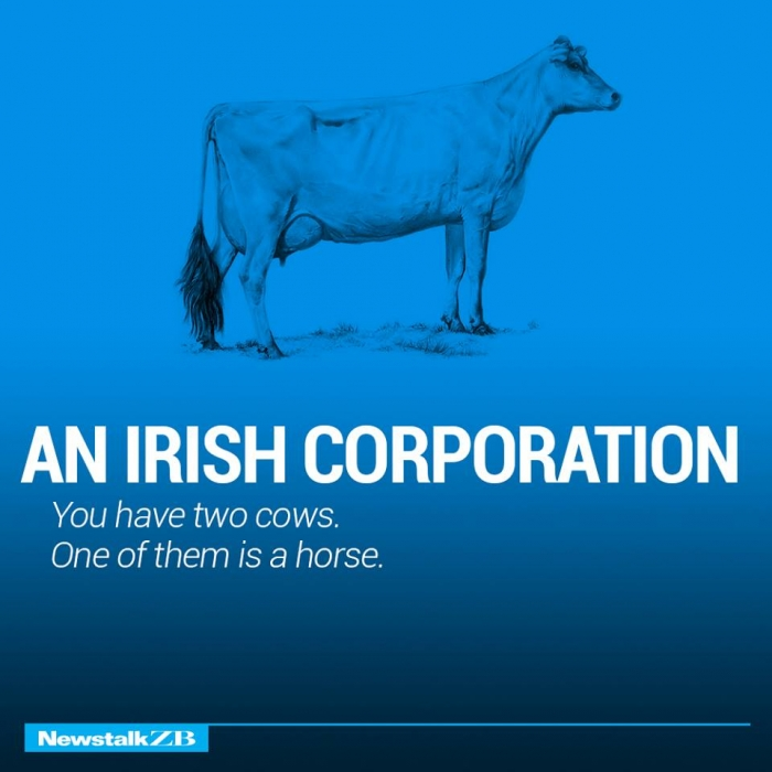 The world economy explained with just two cows. (11)