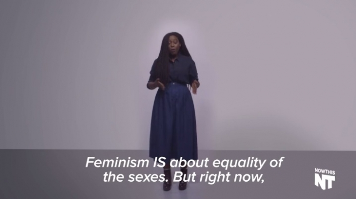 To everyone saying, I'm not a feminist, this is what you actually mean when you say it (7)