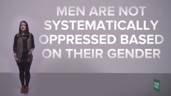 To everyone saying, I'm not a feminist, this is what you actually mean when you say it (8)