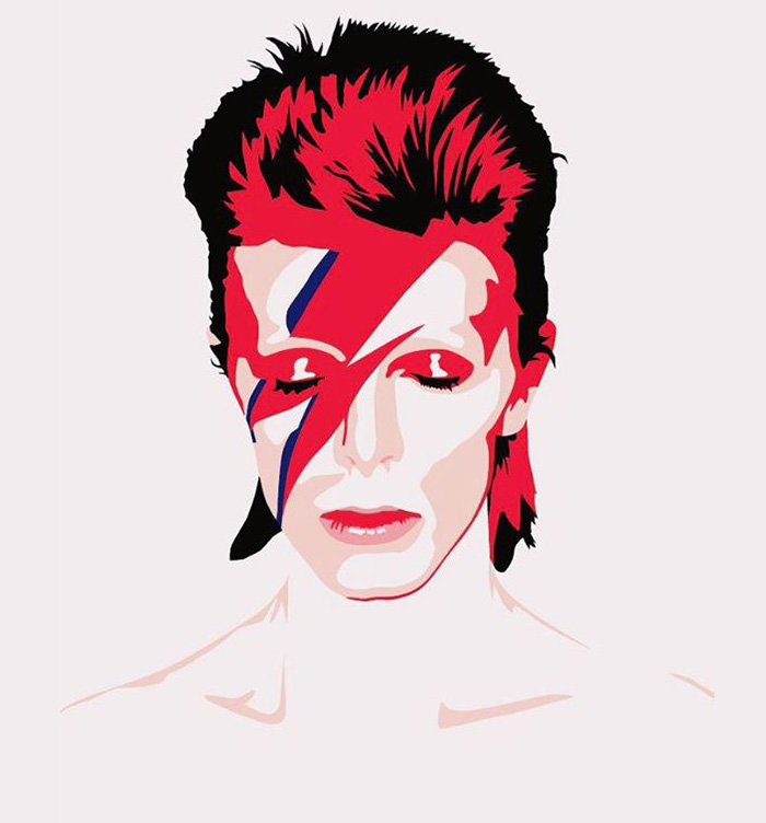 Tribute To Late David Bowie (4)