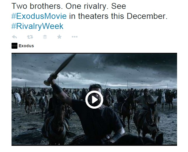 Two brothers one rivalry