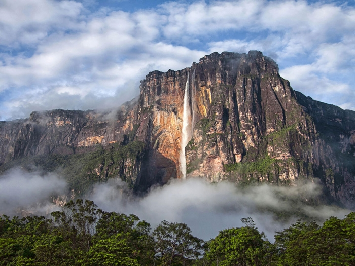 Up – Angel Falls, Venezuela real
