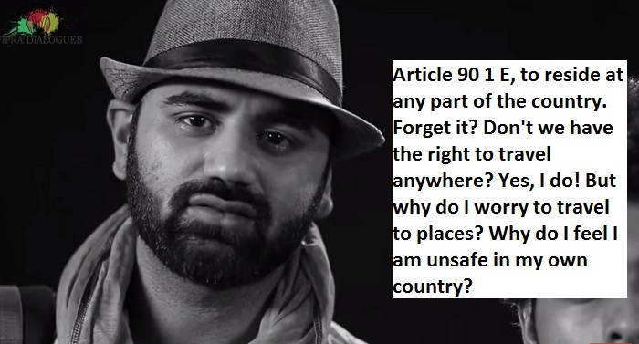 Vipra Dialogues- unsafe in my own country