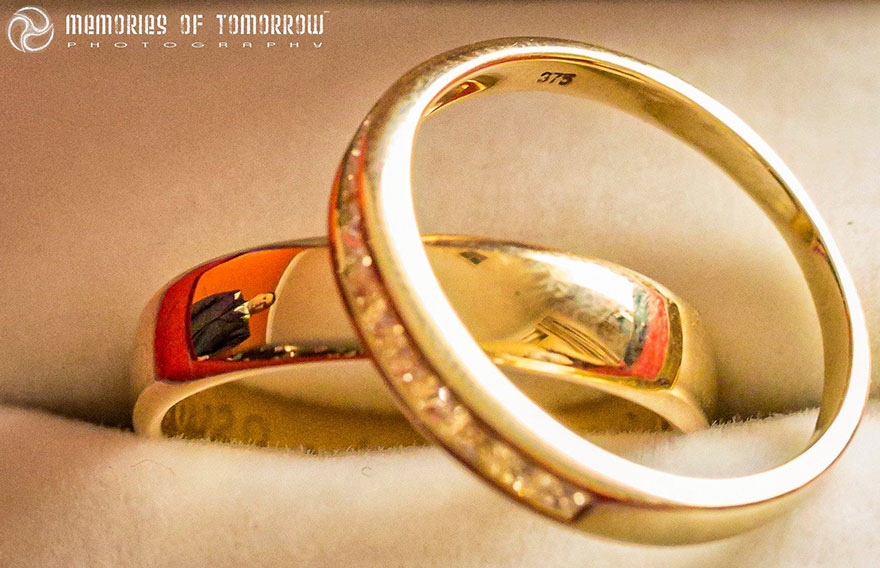 Weddings… Reflected On Rings (6)