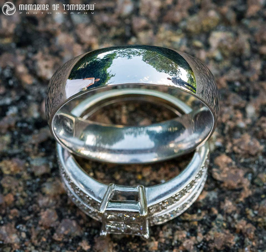 Weddings… Reflected On Rings (8)