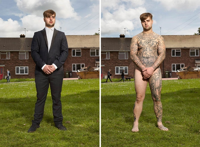 What Hides Under Tattooed People's Everyday Clothes (13)