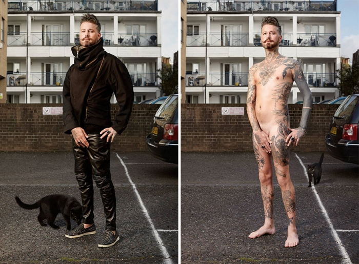 What Hides Under Tattooed People's Everyday Clothes (7)