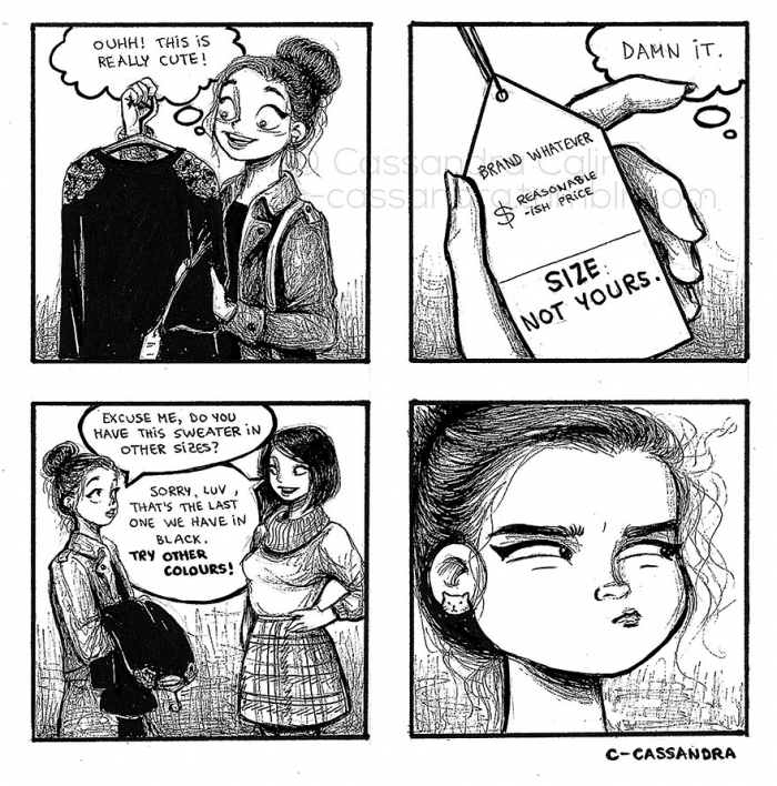Women's Everyday Problems (8)
