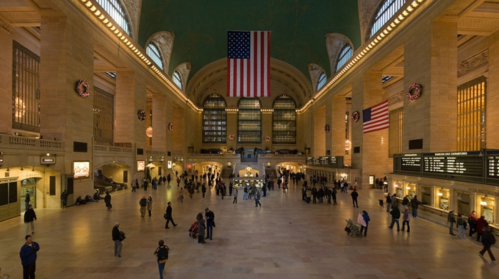 Wreck-It Ralph – Grand Central Terminal, New York City, USA real